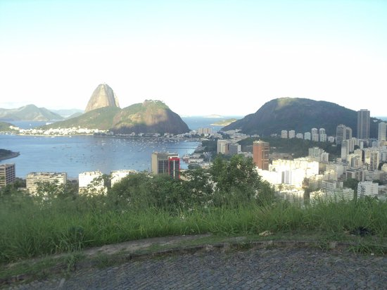Favela Santa Marta Tour : Uma das vistas mais deslumbrantes do Rio de Janeiro.