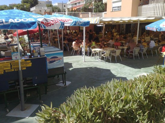 Restaurante Sirocco - Playa Magaluf