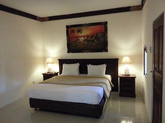 Segara Agung Hotel: comfort deluxe bungalow segara agung