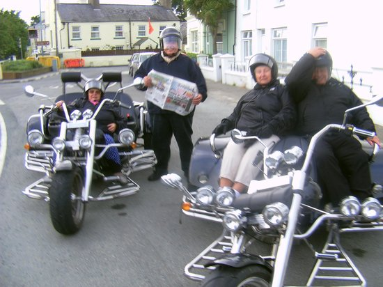 IOM Trike Tours: TT Tour