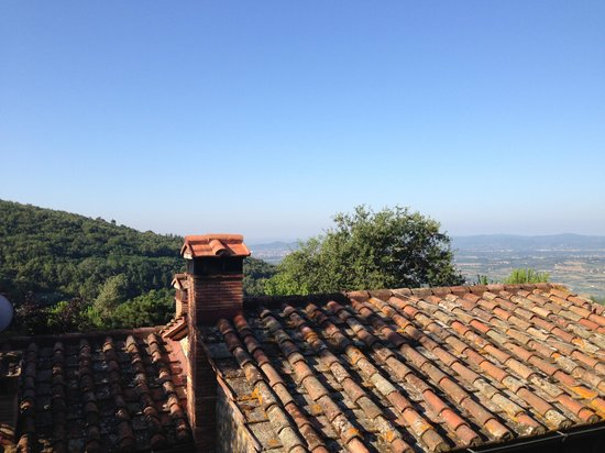 Agriturismo Buccia Nera: View from the window