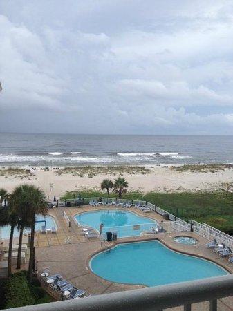 SpringHill Suites Pensacola Beach: Gorgeous View