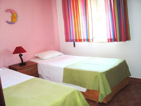 Aparthotel Pinhao: Apartamento 1 Quarto vista mar