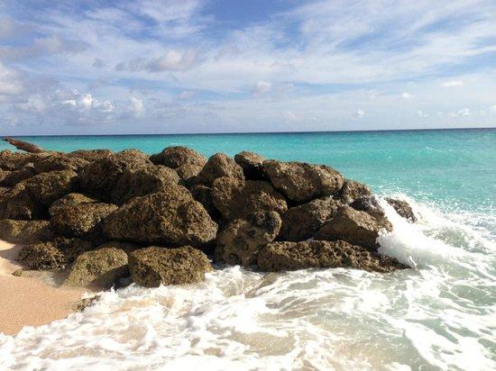 Ocean Two Resort & Residences : Beach Area
