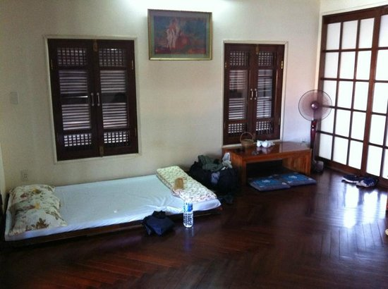 B'Lan Homestay : Japanese room
