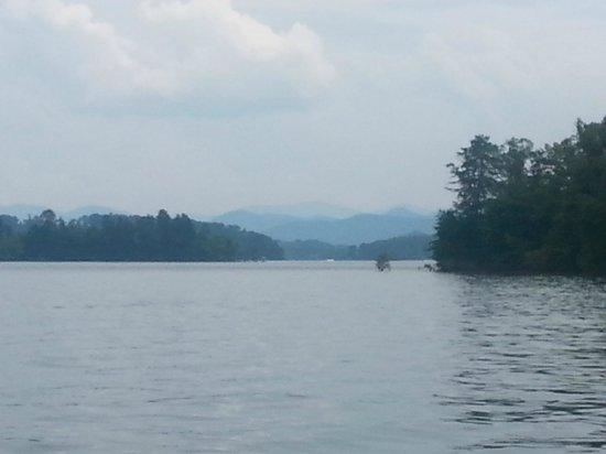 Boundary Waters Resort & Marina: Lake Chatuge