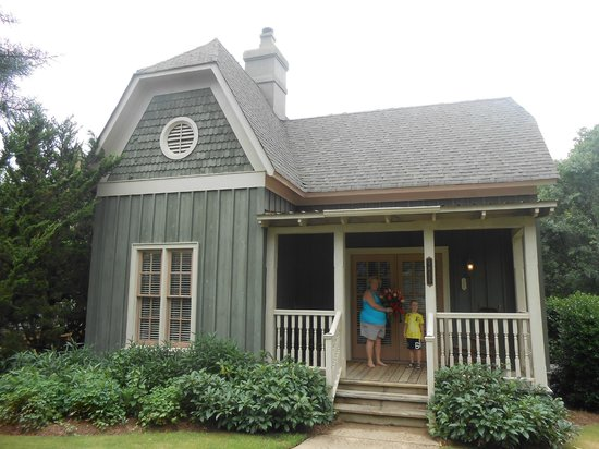 View Of Our Cottage At Barnsley Gardens Picture Of Barnsley Resort Adairsville Tripadvisor