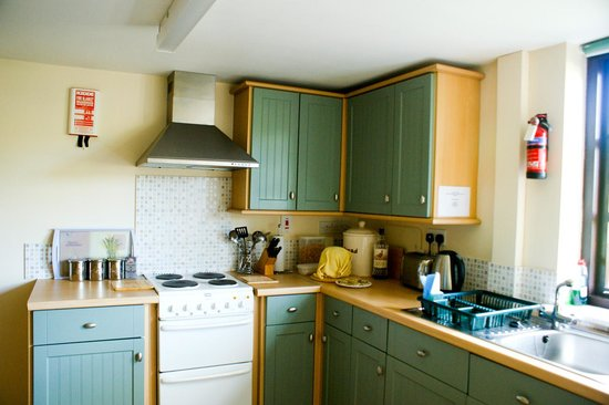 Monmouthshire, UK: Kitchen 1