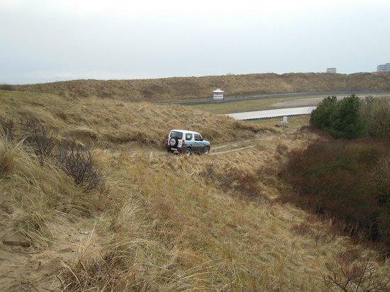 Bleekemolens Race Planet Zandvoort: Suzuki Jimny 4x4 (offroad)