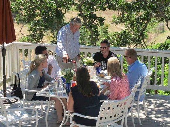 Napa Valley Wine Excursions Tours: Aonair