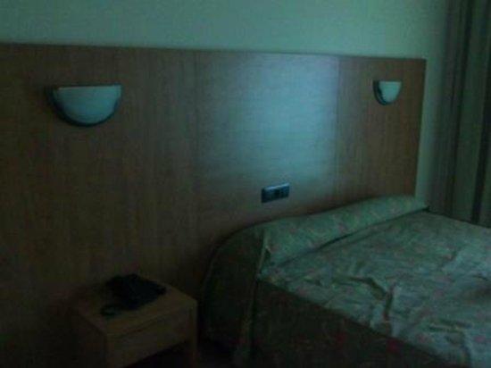 Hotel President: letti