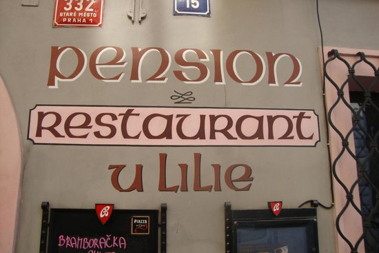 Pension U Lilie: U Lilie