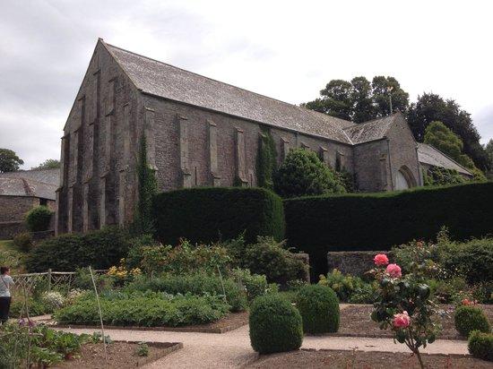 Buckland Abbey: The Great Barn