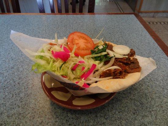 Palmyra Kebab: Kebab