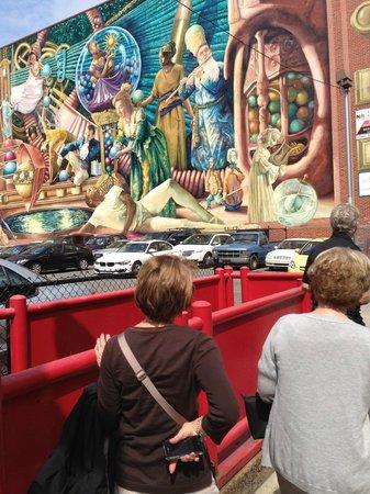 Mural Arts Program of Philadelphia - Mural Tours : Philadelphia Mural