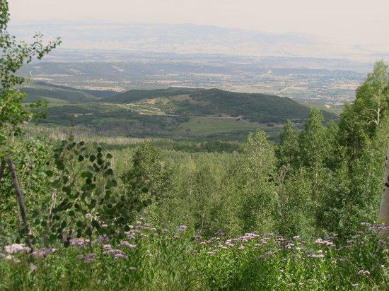 Grand Junction, Κολοράντο: Grand Mesa Overlook