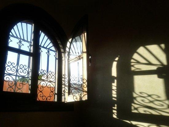 Dar Tuscia: View from bathroom window