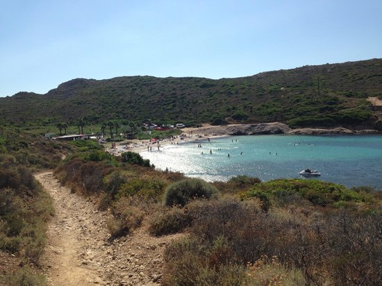 Mar A Beach : Chilled out place