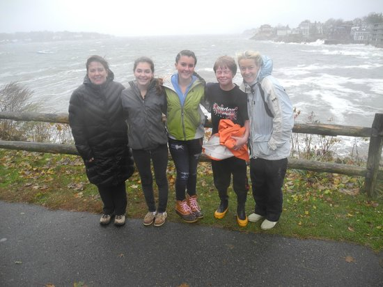Great family place to visit, Fort Sewall. Marblehead