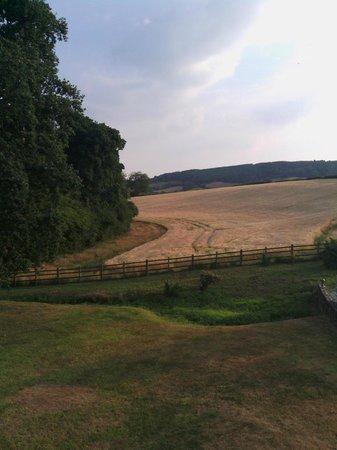 Lower Thornton Farm: Rural view