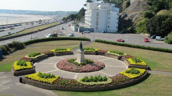 Grand Jersey Hotel & Spa: Victoria Park & St Aubin's Bay