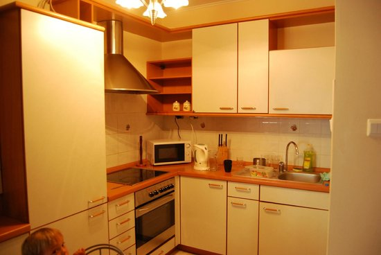 LeoApart : Кухня