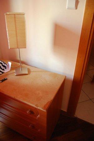 LeoApart : Столешница комода оторвана