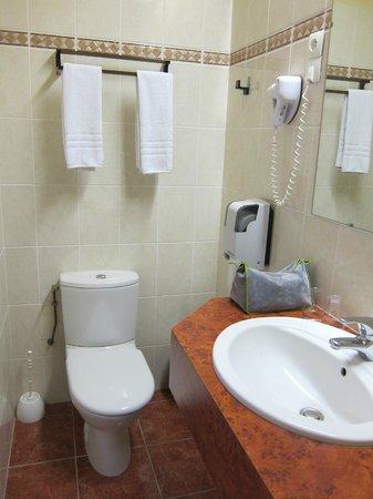 Hotel de la Plage : SDB 1