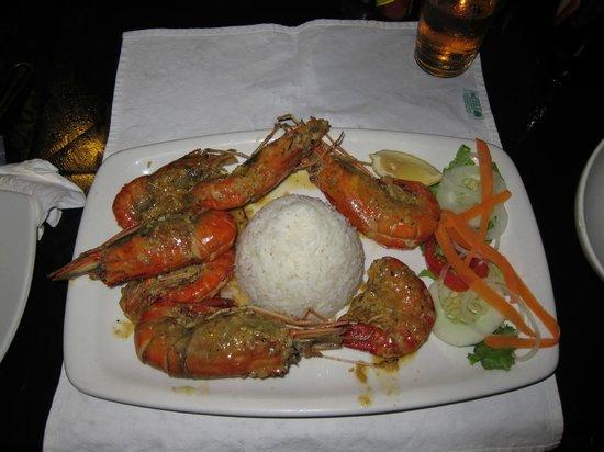 "Casa Barry Lodge: Restaurant ""Casa Barry"""