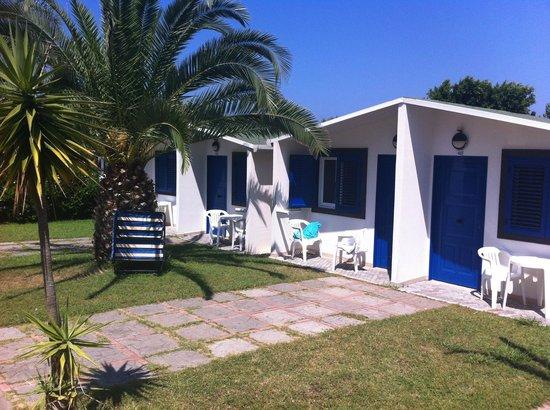 Le Dune Beach Club: Camere Singole/Doppie