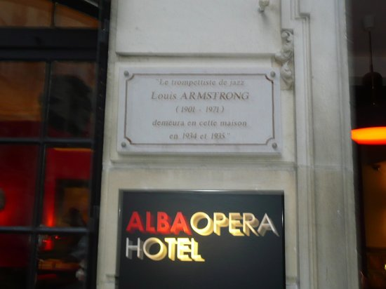 Alba Opera Hotel : il hotel