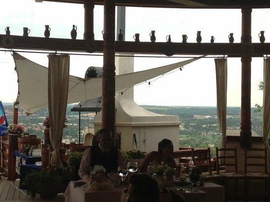 Bagolyvar Inn : Restaurant area