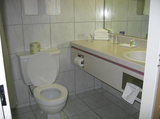 Hôtel Classique : chambre de bain