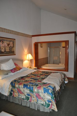 Bodega Coast Inn & Suites: nice room