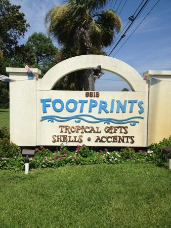 Footprints Gift Shop