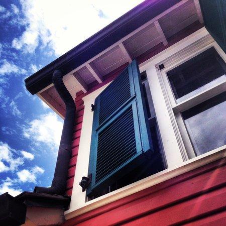 Window at Deering Estate