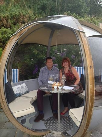 Cary Arms & Spa : The Pod!