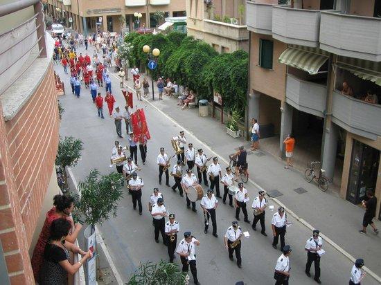 Mediterraneo R.T.A.: Парусная регата. Парад