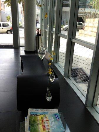 Hotel GHL 93: Lobby
