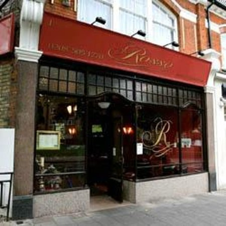 Rosso Restaurant, Woodford Green, Essex