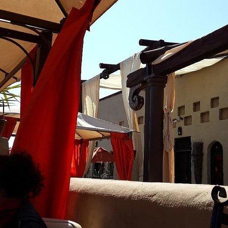 Alla Turka: Outside Seating Area