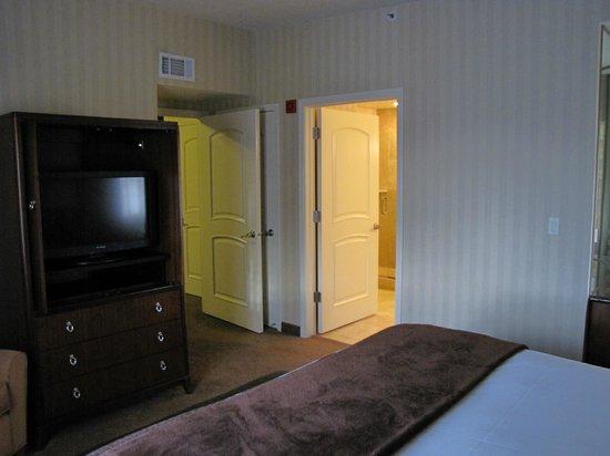 Eureka Casino Resort: bedroom