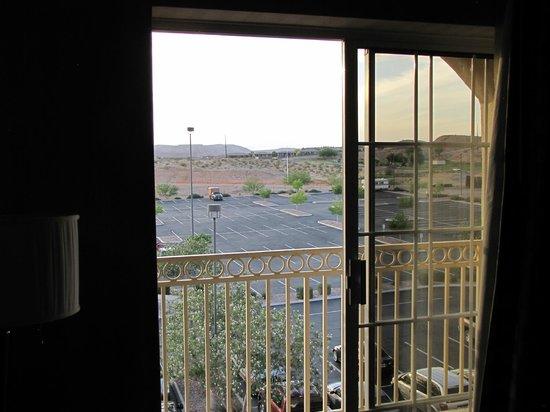 Eureka Casino Resort: balcony