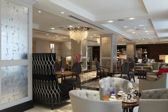 The Lounge at InterContinental London Westminster: Lobby Lounge