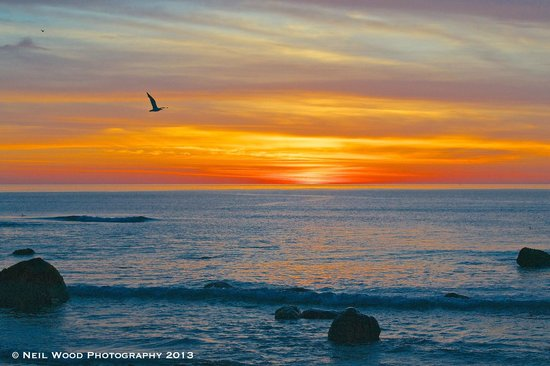 Nantasket Beach : Nantasket sunrise