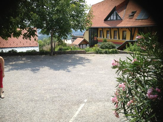Bagolyvar Inn : Hotel