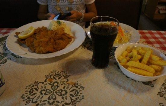 parte della cena