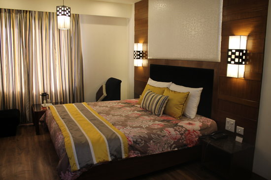 Hotel Shiraz Regency: Super Luxury Room