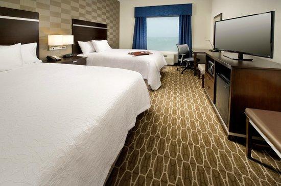 Hampton Inn & Suites Washington, DC North / Gaithersburg: Queen Room