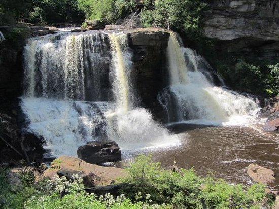 Blackwater Falls State Park Lodge 이미지